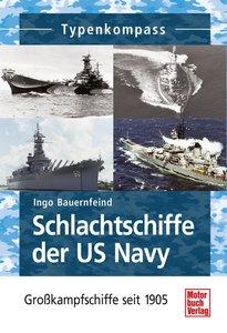 Schlachtschiffe der US Navy