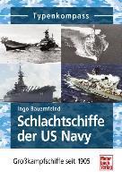 Schlachtschiffe der US Navy - zum Schließen ins Bild klicken