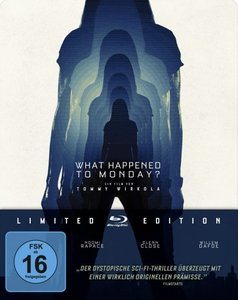 What Happened To Monday?, 1 Blu-ray (Limited Special Edition)