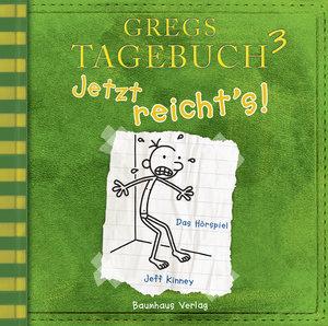 Gregs Tagebuch 3 - Jetzt reicht\'s!