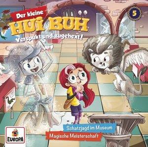 Der kleine Hui Buh 05. Schatzjagd im Museum / Magische Meistersc