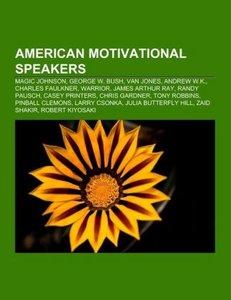 American motivational speakers
