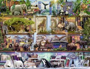 Aimee Steward: Großartige Tierwelt