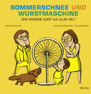 Sommerschnee und Wurstmaschine
