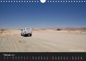 Namibia (Wandkalender 2019 DIN A4 quer)