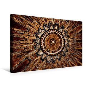 Premium Textil-Leinwand 90 cm x 60 cm quer Ausbruch