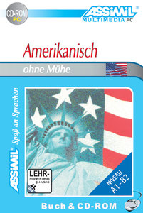 Assimil. Amerikanisch ohne Mühe. Multimedia-PC. Lehrbuch und CD-