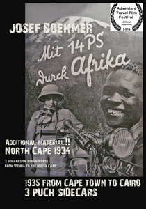 With 14 HP through Africa (DVD)