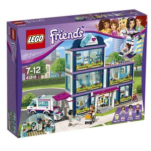 LEGO® Friends 41318 - Heartlake Krankenhaus