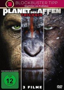 Planet der Affen Triologie