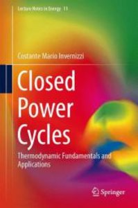 Closed Power Cycles