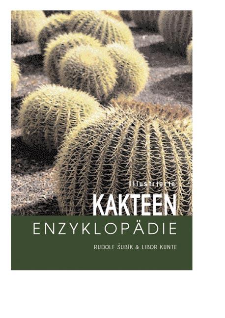 Illustrierte Kakteen-Enzyklopädie - zum Schließen ins Bild klicken