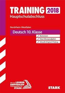 Training Hauptschulabschluss NRW - Deutsch
