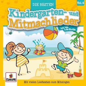 Die besten Kindergarten-und Mitmachlieder,Vol.6