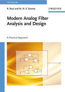 Modern Analog Filter Analysis and Design