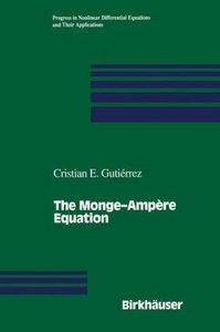 The Monge-Ampère Equation