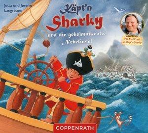 Käpt\'n Sharky und die geheimnisvolle Nebelinsel (CD), 1 Audio-C