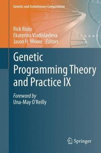 Genetic Programming Theory and Practice IX