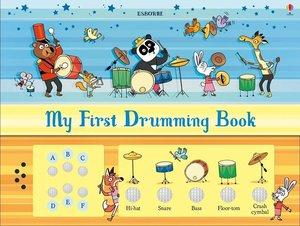 My First Drumming Book, w. sound panel