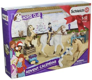 Adventkalender Horse Club Netto