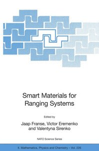 Smart Materials for Ranging Systems