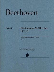 Klaviersonate Nr. 22 F-dur op. 54