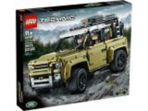 LEGO® 42110 - Technic Land Rover Defender, Auto, Bauset, 2573 Te
