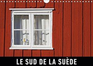 Le Sud de la Suède (Calendrier mural 2015 DIN A4 horizontal)