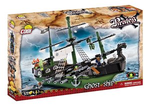 COBI Pirates 6017 - Geister Schiff Gost