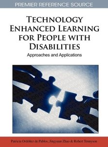 Technology Enhanced Learning for People with Disabilities: Appro