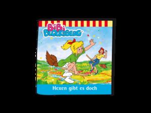 01-0012 Tonie-Bibi Blocksberg - Hexen gibt es doch