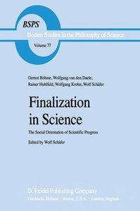 Finalization in Science