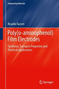 Poly(o-aminophenol) Film Electrodes