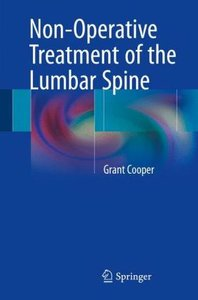 Non-Operative Treatment of the Lumbar Spine