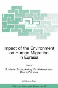 Impact of the Environment on Human Migration in Eurasia