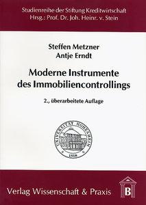 Moderne Instrumente des Immobiliencontrollings