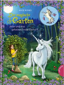 Der magische Garten 06. Der magische Garten, Jette und das gehei