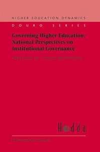 Governing Higher Education: National Perspectives on Institution