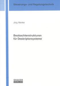 Beobachterstrukturen für Deskriptorsysteme