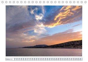 Von Athen bis Amorgos - Die Kykladen entdecken (Tischkalender 20