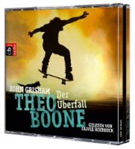 Theo Boone 04: Der Überfall