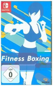 Fitness Boxing, 1 Nintendo Switch-Spiel