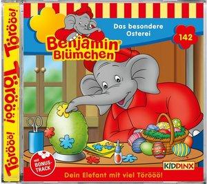 Benjamin Blümchen - Das besondere Osterei, 1 Audio-CD