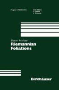 Riemannian Foliations