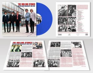 British Radio Broadcasts (Lim.Blue 180 Gr.LP)