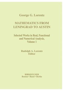 Mathematics from Leningrad to Austin