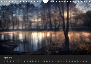 Märchenkulissen II (Wandkalender 2019 DIN A4 quer)