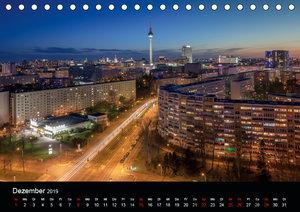 Die Blaue Stunde in Berlin (Tischkalender 2019 DIN A5 quer)