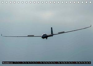 Modellflugzeuge über Friedrichshafen (Tischkalender 2019 DIN A5