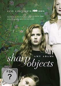 Sharp Objects, 4 DVDs